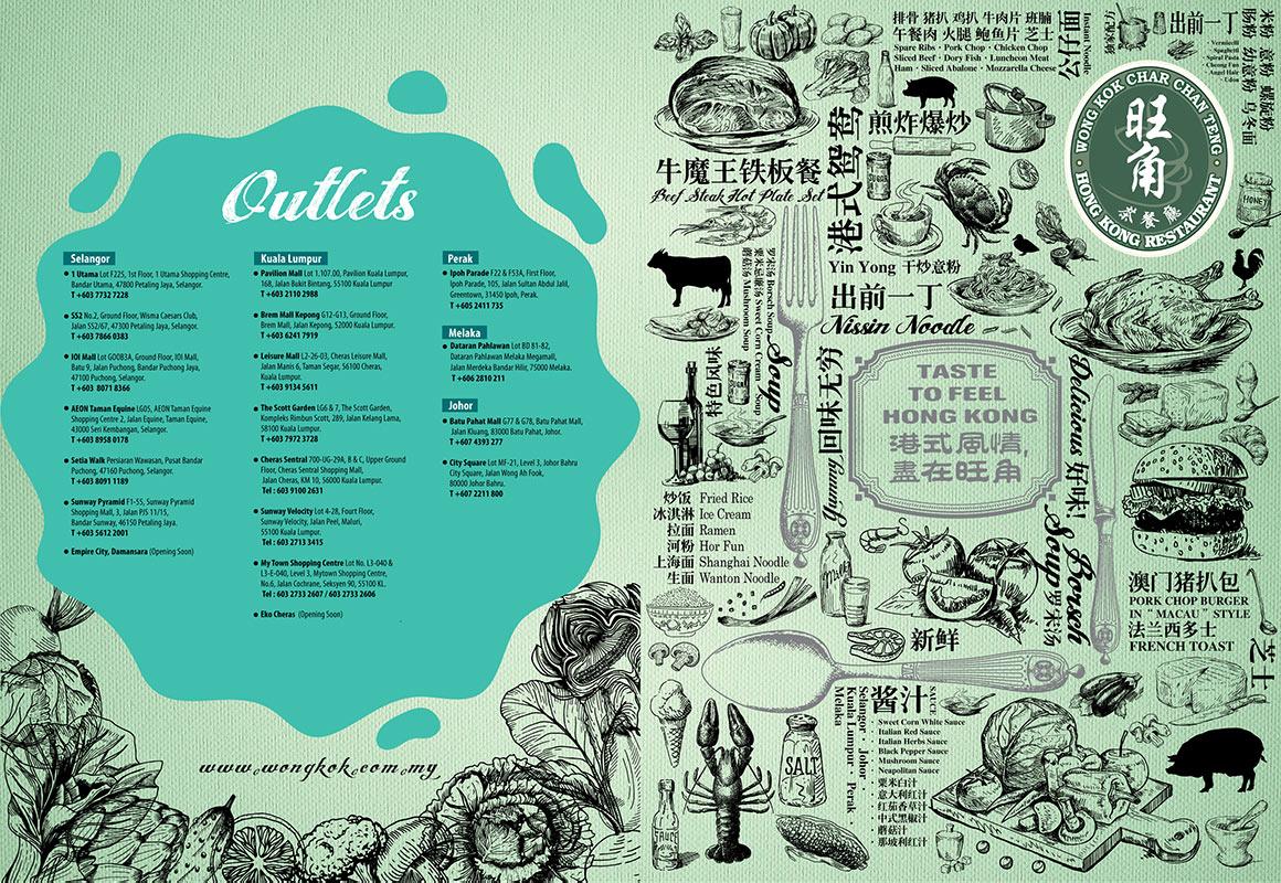 To Taste Hong Kong, Taste In Wong Kok \